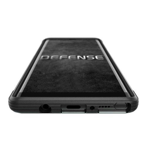 X-DORIA  DEFENSE LUX  GALAXY NOTE 8 BLACK LEATHER