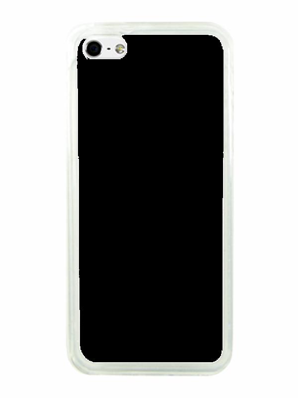 ZAPROJEKTUJ SWOJE ETUI Z BROKATEM Apple iPhone 5 pudrowy