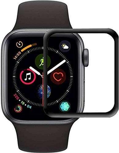 opaska pasek bransoleta MILANESEBAND Apple Watch 4/5/6/SE 44mm różowa +szkło 5D