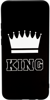 Etui Slim case Art SAMSUNG GALAXY J6+ J6 PLUS król