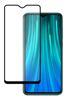 SZKŁO HARTOWANE FULL GLUE Xiaomi Redmi 8 czarny